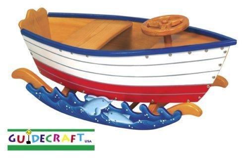 Wooden Runabout Boat Rocker