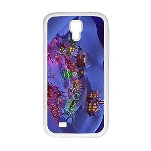 KJHI radioactive 3D Phone Case for Samsung?Galaxy?s 4?Case