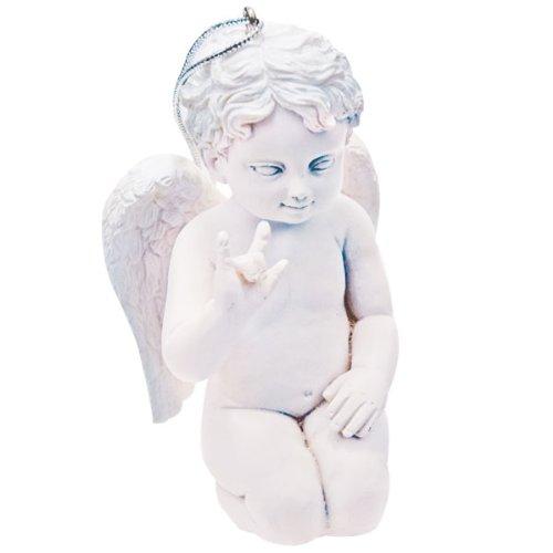 Cherub Angel Christmas Ornaments (Angel Cherub Holiday Ornament )