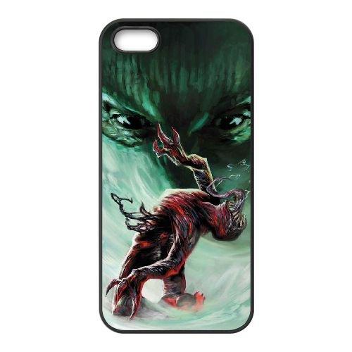 R3Q33 Carnage X6S6SB coque iPhone 4 4s cellule de cas de téléphone couvercle coque noire KR7YHB5RX