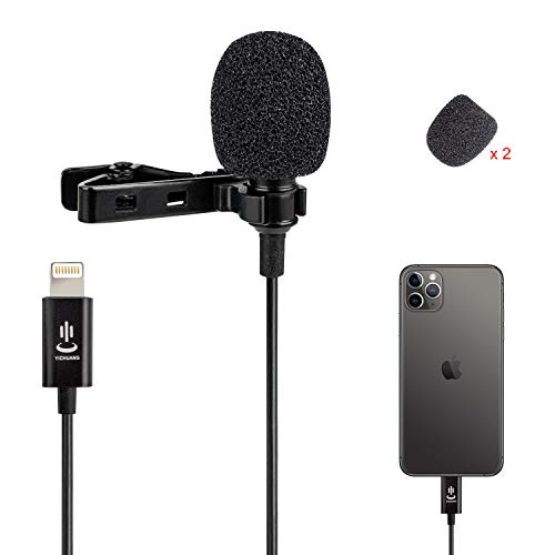 Professional Lavalier Lapel Microphone