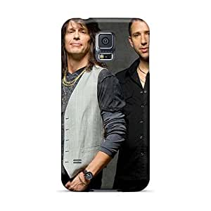 AnnaDubois Samsung Galaxy S5 Great Cell-phone Hard Cover Allow Personal Design Lifelike Foo Fighters Image [cKV10263xOID]