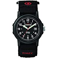 Timex Men's T40011 Expedition Camper Black Fast Wrap Strap Watch
