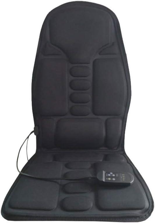 Wakauto asiento de coche cojín de conducción asiento trasero completo almohada masaje corporal cojín del asiento cojín del asiento de conducción almohadilla para automóvil camión vehículo automóvil