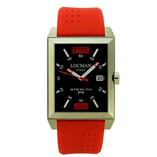 Locman Men's Watch 240BKRD1RD