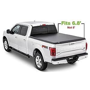 Tonno Pro Tonno Fold 42-302 TRI-FOLD Truck Bed Tonneau Cover 1999-2018 Ford F-250, F-350, F-450 | Fits 6.8' Bed