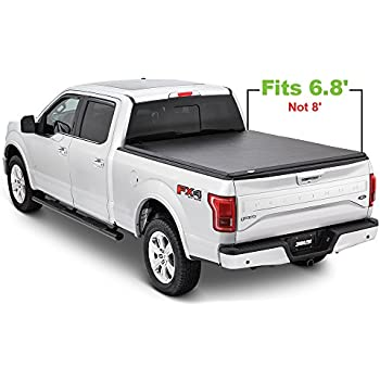 Amazon com: Tonno Pro Tonno Fold 42-303 TRI-FOLD Truck Bed Tonneau