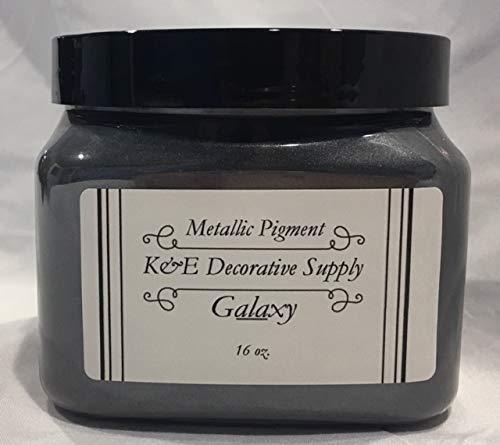 K&E Mica Powder Galaxy 16 oz by K&E Decorative Supply