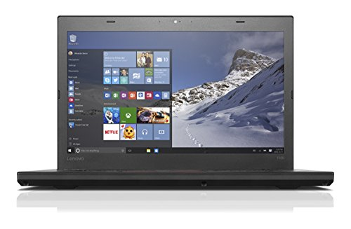 Lenovo Thinkpad T460 14-Inch Laptop ( Intel Core i5-6300U Dual-Core 2.4GHz, 8GB DDR3 RAM, 256GB SSD, Windows 10 DG Windows...