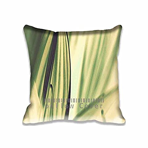 Home Decorative Accent Throw Pillow Cover Leaf Nature Light Cushion Case Pillow Sham for Sofa(No (Hot Pictures For Bedroom)