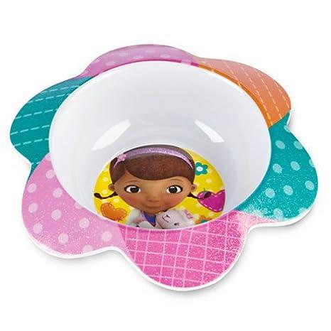 Amazon.com: Disney Doc Mcstuffins - Cuenco para platos: Home ...