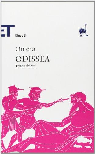 Odissea (Italian Edition) - Omero