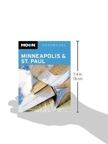 Moon Handbooks Minneapolis & St. Paul
