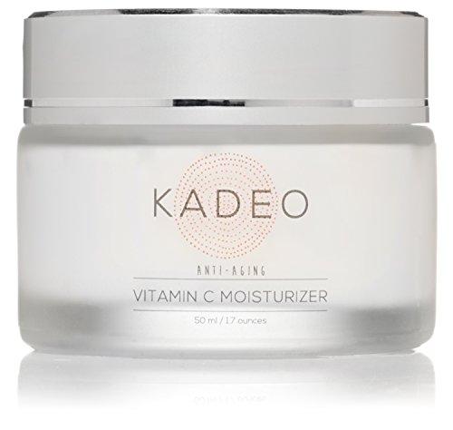 Kadeo Best Wrinkle Treatment Moisturizer Vitamin C Moisturizer – Best Spa Quality Wrinkle Treatment for Smooth Skin The Best Anti-Aging Moisturizer for Wrinkles Best Wrinkle Cream