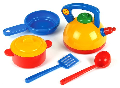 Theo Klein 9227 - Emma's Kitchen Cooking Set