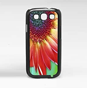 Colorful Close up Sun Flower Hard Snap on Phone Case (Galaxy s3 III)