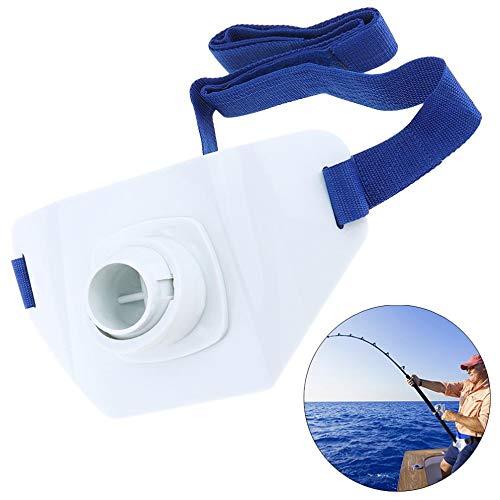 (V2AMZ - Whlosale Fishing Boats Rod Pole Stand Holder Saltwater Fishing Fighting Belt Waist Support Holder Adjustable Sea Belt)