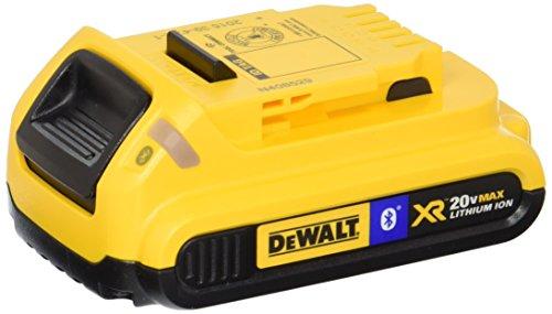 DEWALT DCB203BT Compact Battery Tooth