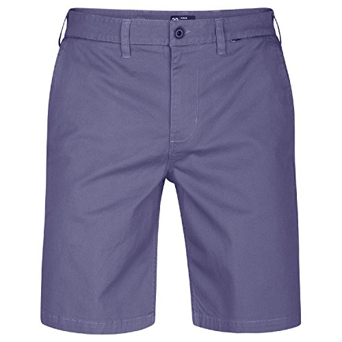Hurley One and Only Chino 2.0 Shorts - Obsidian - 34