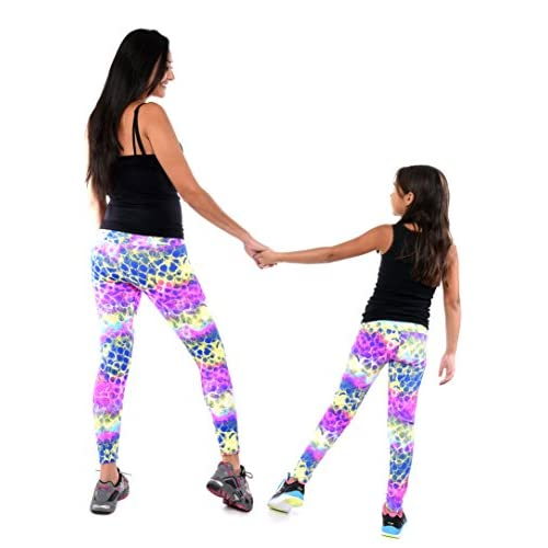 acfe4e8f2d3821 Mommy and Me Matching Clothing Textured Leggings Pants Set ...