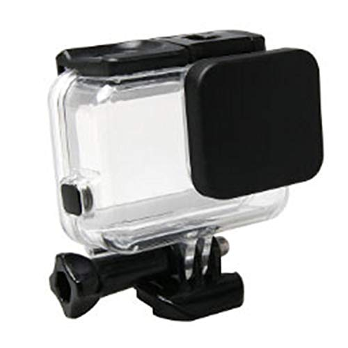 Hard Protective Lens Cap for Hero 7 6 5 Black Action Camera Protector Cover for Hero 7 6 5 Action Camera Accessory
