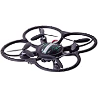 YH-13HW WIFI 2.4G 4CH FPV High Hold Mode RC Quadcopter 300 Thousand Pixels by Victorcn (Black)