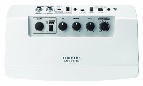 ROLAND CUBE Lite MONITOR White - Amplificatore da tavolo 10W