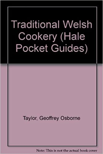 Traditional Welsh Cookery (Hale Pocket Guides)