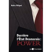 Derrière l'Etat Desmarais:Power (Essais)