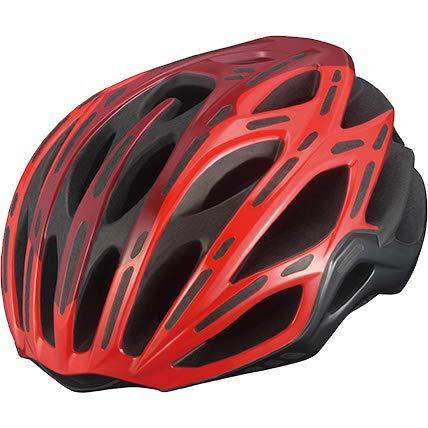 OGK KABUTO(オージーケーカブト) ヘルメット FLAIR(フレアー) カラー:G-1レッド サイズ:L/XL(頭囲 59cm-61cm) FLAIR   B07N36MM56
