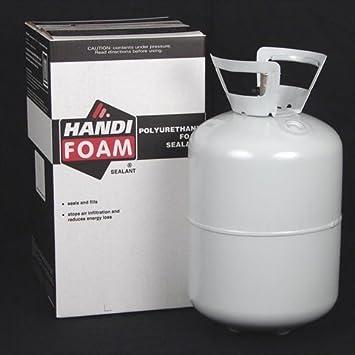 Fomo Productos P40340 Handi-Foam spray de espuma de aislamiento - Kit de 10 lb: Amazon.es: Hogar