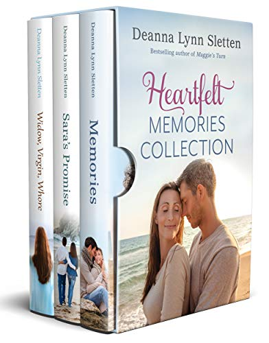 Heartfelt Memories Collection: Three Book Set by [Sletten, Deanna Lynn]