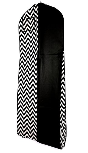 72 inch fabric garment bags - 2