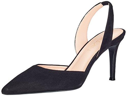 Mujer Cain Black L18 con SD 900 Negro Zapatos para de Marc JB Tobillo Tira 13 AwP4aPnxCq