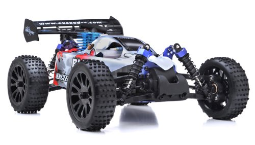Exceed RC 1/16 Blur Nitro Remote Control RC Buggy (MaxRed 2.4G RTR) STARTER KIT REQUIRED AND SOLD SEPARATELY
