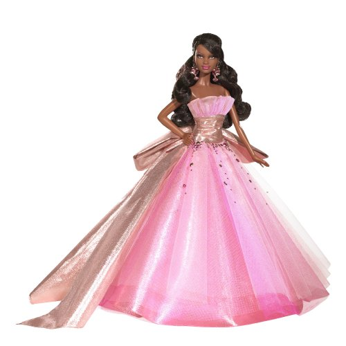Barbie Collector 2009 Holiday African-American Doll ()