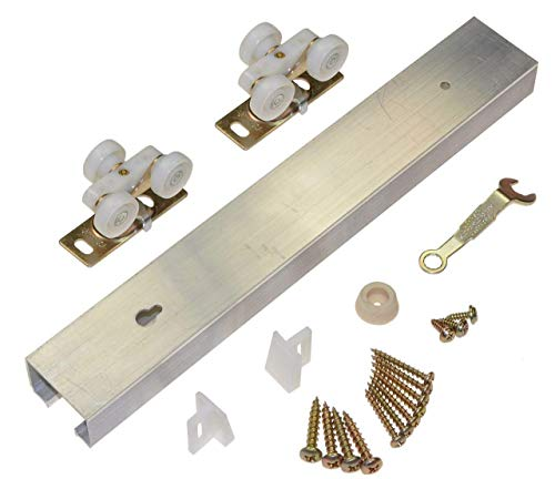 100PD Commercial Grade Pocket / Sliding Door Hardware (96