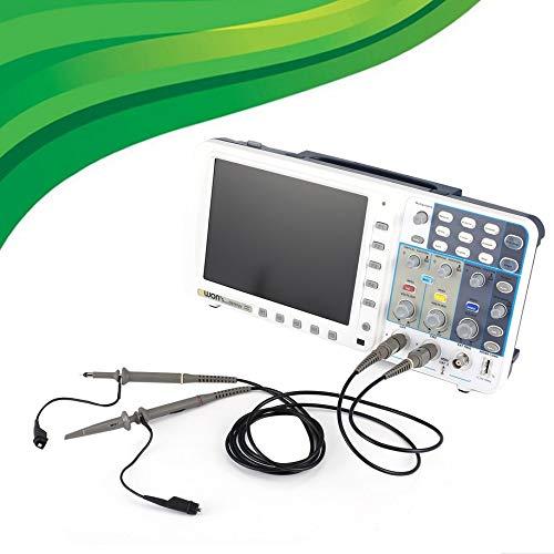 Deep Memory Digital Oscilloscope, OWON Four Channel LCD high resolution Oscilloscope Scopemeter Scope Meter 100MHz bandwidth