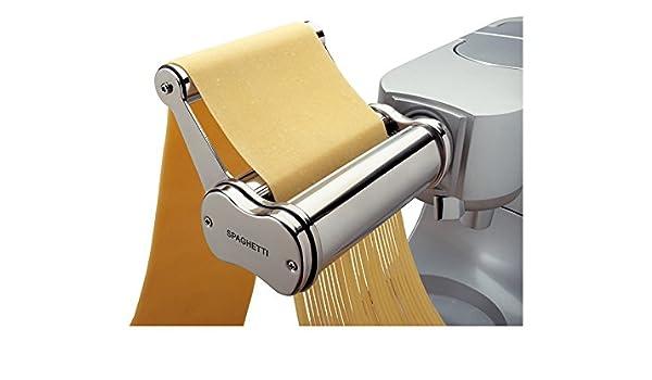 Kenwood AT 974 A - Accesorio de Robot de Cocina para Spaghetti, en Acero (Reacondicionado Certificado): Amazon.es: Hogar