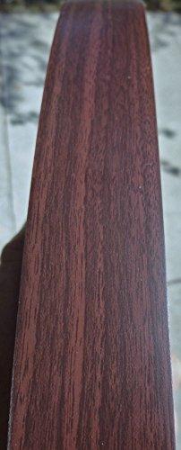 Standard Wilsonart Laminate (Empire Mahogany PVC edgebanding roll Wilsonart # 7122 match 1-5/8