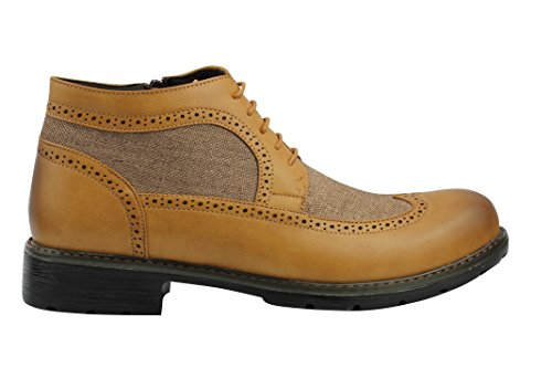 Xposed , Boots richelieu homme