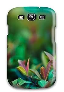 Galaxy S3 Case Bumper Tpu Skin Cover For Green Life Accessories