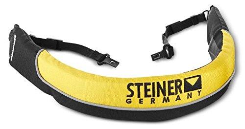 Steiner ClicLoc Floating Strap for 7x30 Navigator Pro Binocular, Yellow