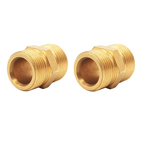 high pressure hose coupling - 1