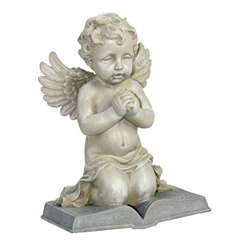Design Toscano A Cherub's Prayer Statue