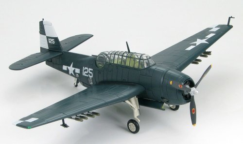 1/72 TBM-3E アベンジャー`大和攻撃機隊` HA1217