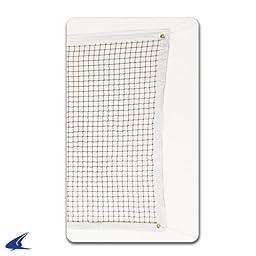 Champro PE Badminton Net (White, 6-Ply)