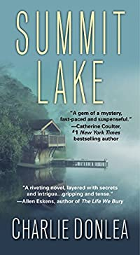Summit Lake by Charlie Donlea ebook deal