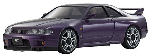 Kyosho AutoScale Mini-Z Nissan Skyline GTR V.Spec R33 Body - Midnight Purple - MZP438PU-B
