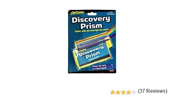 Learning Resources Discovery - Prisma de Plástico: Learning Resources Discovery Prism: Amazon.es: Juguetes y juegos